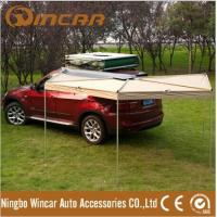 Quality Retractable Tent and Awning , Polygon car roof top tent of 8 square meter for sale