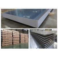 Buy cheap 2.0~3.5mm Thickness Aluminum Alloy 3003 H14 , Kitchenware 3003 Aluminum Plate from wholesalers
