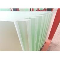 China Grade A Transparent Glass Solar Panels 3.2MM Electricity Generation Application wholesale