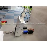 China Durable Ultrasonic Seam Sonic Welding Machine For Solar Heat Collecting Plate Welding on sale
