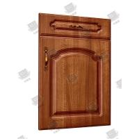 Quality Home Molded Interior Bifold Closet Door , Bedroom Hollow Core Wood Interior for sale