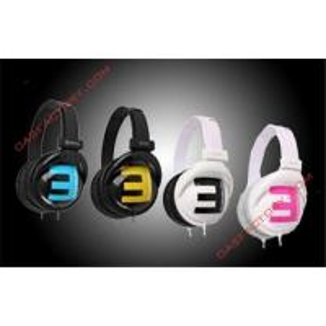 Fashion Stereo Earphone Headphone Headset