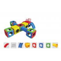 Buy cheap LLDPE Recycled Indoor Playground Equipment 384 * 360 * 122 CM For Kids from wholesalers