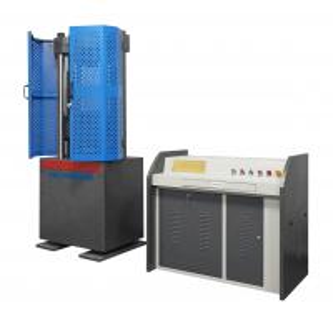 China 600KN Hydraulic Tensile Testing Machine / Digital Universal Testing Machine wholesale