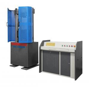 China Mechanical ASTM Hydraulic Tensile Testing Machine  600kn Universal Testing Machine wholesale