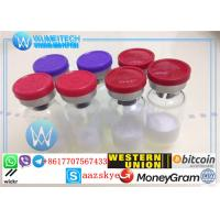 Buy cheap 99%Peptide Hormones Bodybuilding white Peptide Powder Ghrp-6 for Weight Loss from wholesalers