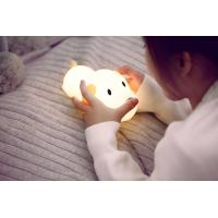 China Rechargeable Puppy Night Light Adjustable Brightness Dual Light Switch on sale
