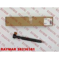 China DELPHI Genuine common rail injector 28236381 for HYUNDAI Starex 33800-4A700 wholesale