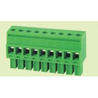 China Brass Conductor PCB Terminal Block Solder Terminal Block UL94 V-O 28-16 AWG wholesale