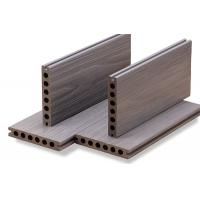Buy cheap Co extrusion composite decking with mix color 25 years warranty made in china from wholesalers