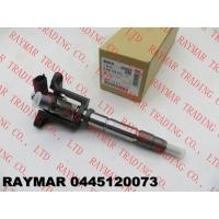 Buy cheap BOSCH Genuine common rail fuel injector assy 0445120073, F01G09P1H4, 107755-0230 for MITSUBISHI FUSO 3.0L ME194299 from wholesalers