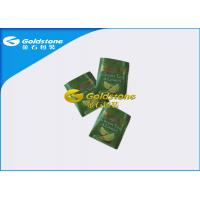 China Individually Wrapped Tea Bags In Envelopes Laminated Paper And VMOPP Material wholesale