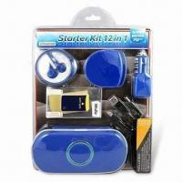 China Starter Kit for PSP2 with Carry Bag, Includes USB Car Charger and Screen Protection Film wholesale