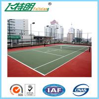 China Wear Resistant Basketball Sport Court Flooring Gym Floor Tennis Court Paint wholesale