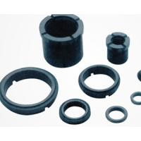 China Graphite Rubber Oil Resistant O Rings , High Pressure O Ring Seals Multi Size wholesale