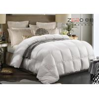 China Comfortable Hotel Bedding Duvet Anti Allergy OEM / ODM Available wholesale
