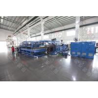 China High Quality Flat T-Die Extrusion PP PE EVA Spundbond Nonwoven Polyester Fabric Coating Machine wholesale