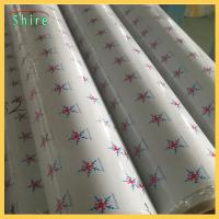 China Metal Protective Film For Steel With Color Coating / Prepainted Steel Products Protective Film wholesale