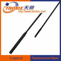China car replacement mast antenna/ 1 section mast car antenna/ car antenna accessories TLN0010 wholesale