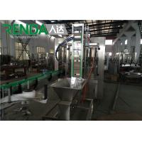 China CE Approval Water / Beverage Filling Machine Stainless Steel For Bottle Packing wholesale