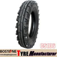 China BOSTONE Front Rib Vintage Tractor Tyres sizes 750-16 650-20 900-16 tires for sale with 3 years quality warranty wholesale