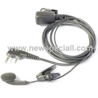 China 1 ear-hook microphone for 2 way radio wholesale