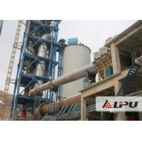 China Model 2.5×50 Durable Rotary Cement Kiln for Calcining Cement Clinker on sale