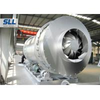 China Energy Saving Portable Portable Sand Dryer Electric Rotary Dryer Simple Design wholesale