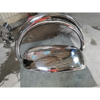 China Stainless Steel 316Furniture Sculptures  Abstract Sculpture Chairs Hotel Decoration wholesale