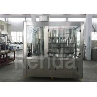 China 20000 BPH 10KW Drink Water Bottling Machine Small Bottle Water Filling machine wholesale