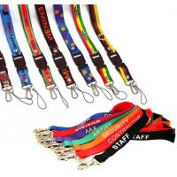 China top sellling Color printing custom lanyard wholesale