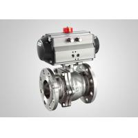 China Pneumatic Actuated Ball Valve On-off & Modulating Type 1/2 - 16 wholesale