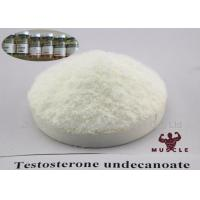 China Muscle Gaining Pure Testosterone Steroid , Oral Testosterone Undecanoate Andriol Test U wholesale