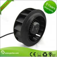 China AC Centrifugal Fan Blower , Compact Industrial Ventilation Fans With External Rotor Motor wholesale