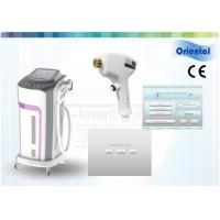 China SHR Diode Laser Hair Removal Machine , Permanent Hair Removal Machines Home Use wholesale