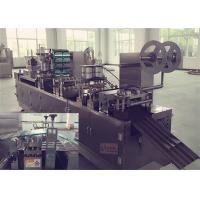 China Three Phase Alu Plastic Tropical Blister Packing Machine For Food and Medicine wholesale