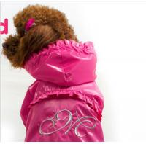China Labrador Retriever , Siberrian Husky Pet Dog Raincoat Comfortable 8 - 24 wholesale