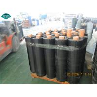 China Eco-friendly Anti Rust PVC Pipe Wrap Tape Roll for Pipe Wrapping Coating Material wholesale