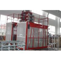 DOL or FC Construction Material Lifting Hoist / Building Lifter 1600kg for civil architecture