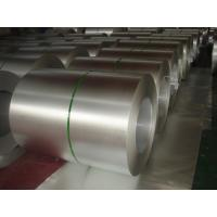 China SPCC / SPCD Hot Dipped Galvanized Steel Coils , AZ Galvalume Steel Coil wholesale