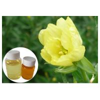 China Breast GLA Organic Evening Primrose Oil From Seed Food Grade Ease Pain wholesale