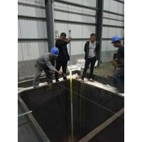 China OEM High Precision Galvanized Water Tank With Sheet Molding Compound wholesale