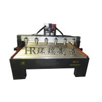 China Easy Operate CNC Router Wood Carving Machine With Dust Extraction System wholesale