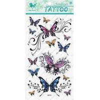 China Safe non - toxic custom temporary tattoos stickers  supplies for kids with ODM wholesale