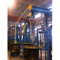 China Non - Alloy SS Wire Coil Winding Machine With Small Footprint Compact Design wholesale