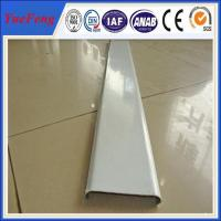 Buy cheap Hot! customized extruded aluminum profiles, 300mm width aluminum panel from wholesalers