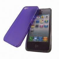 China TPU matte case for iPhone 5 wholesale