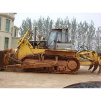 China Komatsu D155a - 3 Second Hand Bulldozers , Japan Second Hand Dozers For Sale wholesale