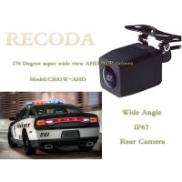 China RECODA CR03W - AHD Waterproof Reversing Camera 170 Degree Super Wide View Ahd 960p Camera wholesale