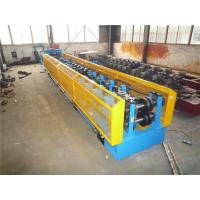 China Hydraulic Decoiler C Z Purlin Roll Forming Machine For Steel Constructions 100-400 Size wholesale